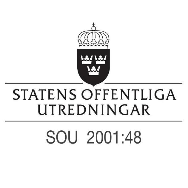 2001-01-01 - Kommundelningseffekter, SOU 2001:48 - En inventering av 1990-talets nya kommuners lokaldemokratiska erfarenheter av Gissur Ó. Erlingsson