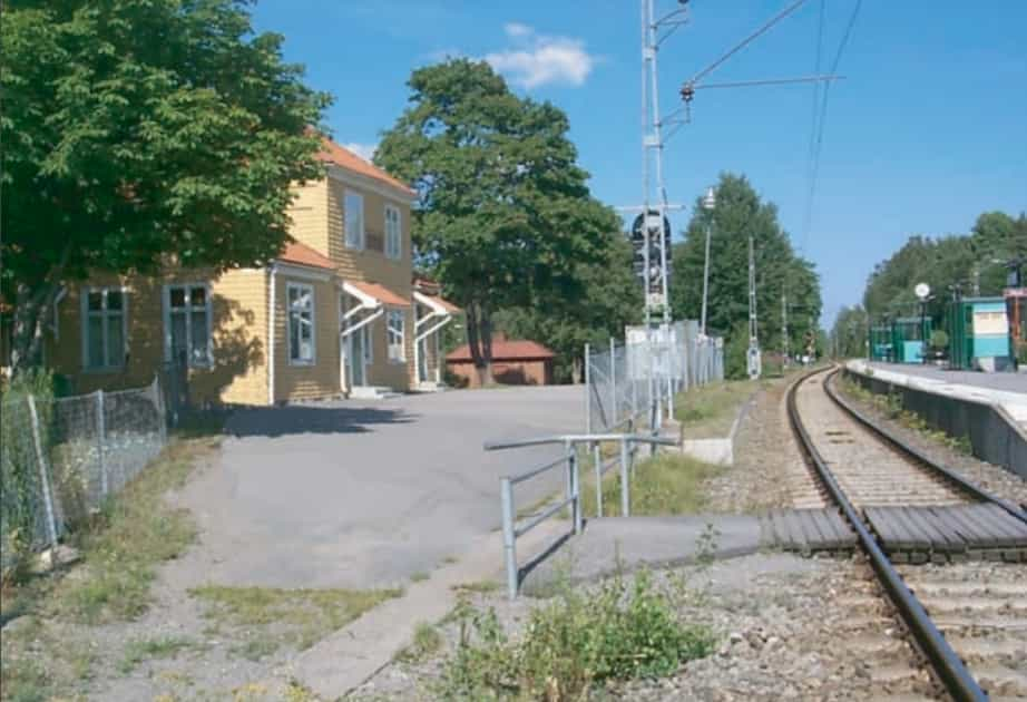 2004-10-07 - Förstudie Nynäsbanan - Kapacitetsförstärkning på sträckan Nynäshamn - Västerhaninge