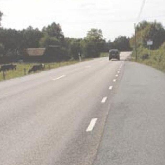 2005-02-01 - Vägverket - Idéstudie - Busshållplatser utmed väg 225. Sträckan Berga-Lövstalund, i Botkyrka och Nynäshamn kommun.