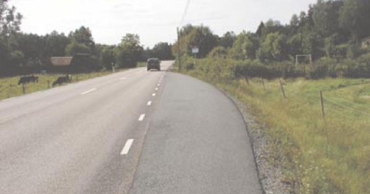 Vägverket - Idéstudie Busshållplatser utmed väg 225. Sträckan Berga-Lövstalund, i Botkyrka och Nynäshamn kommun.