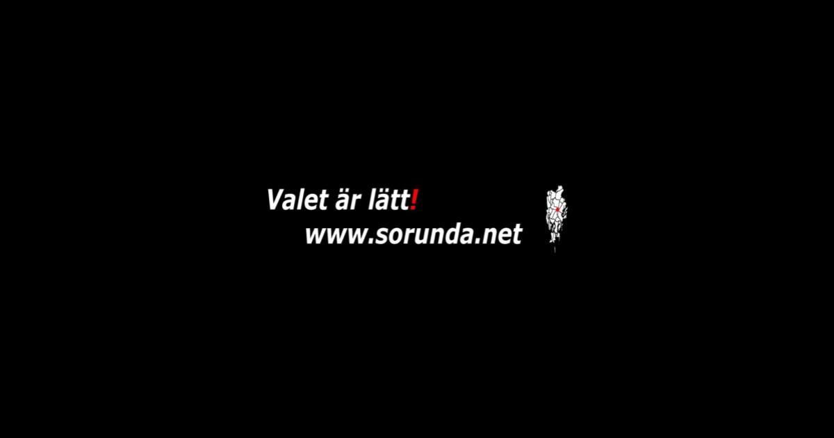 """Infofolder inför valet 2006. Vi går till val med ledorden """"Engagerade, oberoende och obekväma""""."""