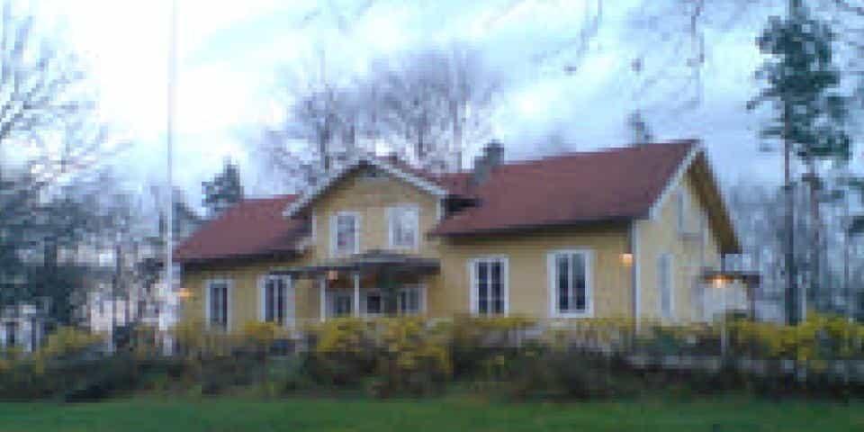 2007-10-08 - Vi föreslår återvinningsstation i Västerby - Vår kommun är en ekokommun och borde ha fler återvinningsstationer i syfte att öka återvinningen och minska bilåkandet.