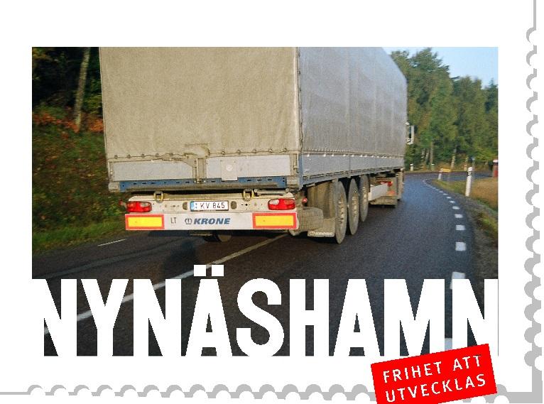 2009-06-10 - Sorundanet tackar nej till storhamn i Nynäshamn (Norvik) - Fakta saknas om positiva effekter för vår kommun. Vår kommuns miljö påverkas negativt och landtransporterna är inte lösta.