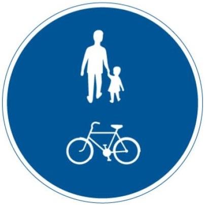 2010-04-26 - Vi vill bygga GC-väg längs väg 225 - Trafiksäkerheten för oskyddade trafikanter är bedrövlig. Vår kommun kan bygga GC-väg om bara viljan finns! Varför inte under nästa mandatperiod?