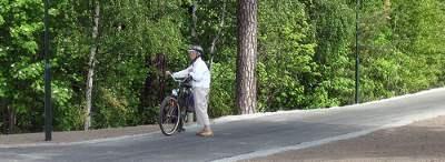 2010-06-07 - 260 miljoner kr till cykelvägar - i Haninge! - Haninge har 3 gånger fler invånare än vår kommun och med samma ambitionsnivå borde en cykelplan i vår kommun omfatta 80-90 miljoner.