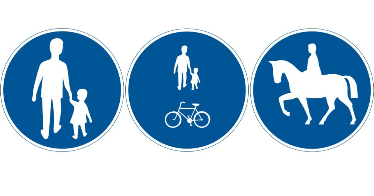 Vi föreslår GC-väg Spångbro-Frölunda Motion angående byggande av gång- och cykelväg utmed väg 225 från Spångbro till Frölunda