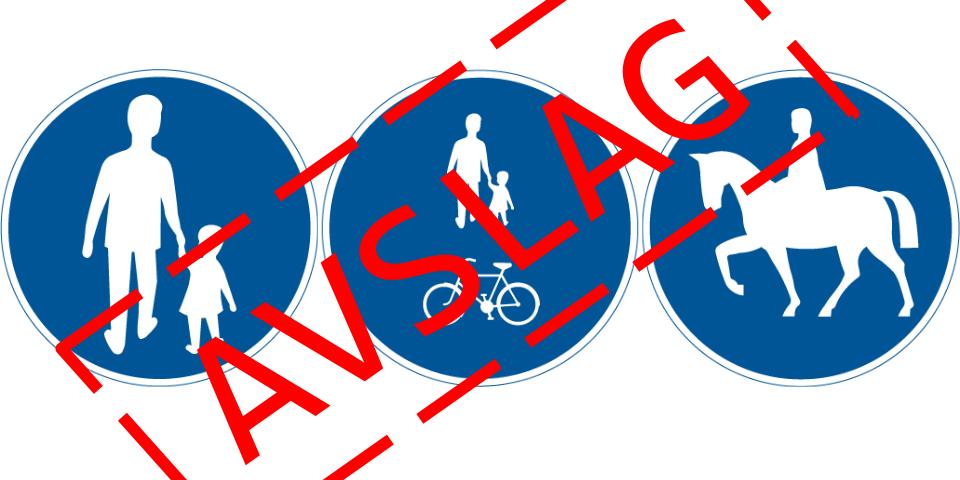 FP och S avslår vår motion om GC-väg längs väg 225. En utbyggnad enligt motionen är inte aktuell inom överskådlig tid. GC-väg i orterna Ösmo och Nynäshamn prioriteras.