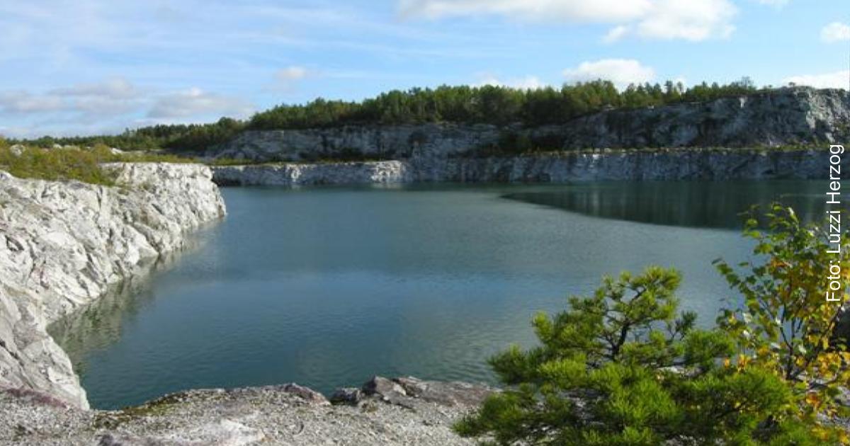 2013-09-01 - Vi engagerar oss i Stora Vika. - Kalkbrottet i Stora Vika är en förtrollad plats som kräver en omfattande miljöinventering! Flera verksamheter med stor miljöpåverkan har varit belägna här.