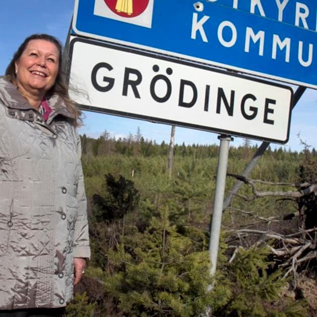 2014-03-25 - Sorunda kan lämna Nynäshamn - Vi bedömer att Sorunda skulle klara sig bättre utan orten Nynäshamn.