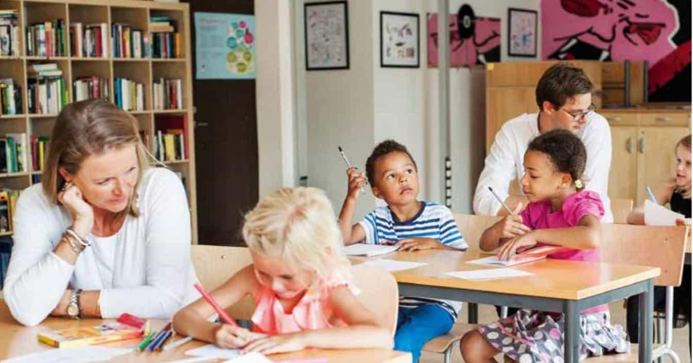 2015-03-26 - Små skolor i utveckling - Små skolor är lika viktiga för tätorten som för landsbygden.