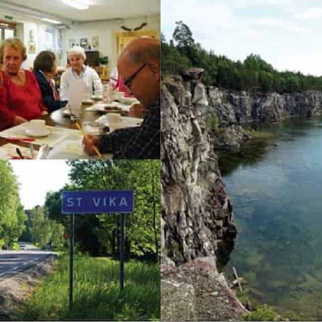 2015-03-26 - Utvecklingsprogram för Stora Vika - Utvecklingsprogram för att kartlägga förutsättningar och föreslå hur Stora Vika bör utvecklas.
