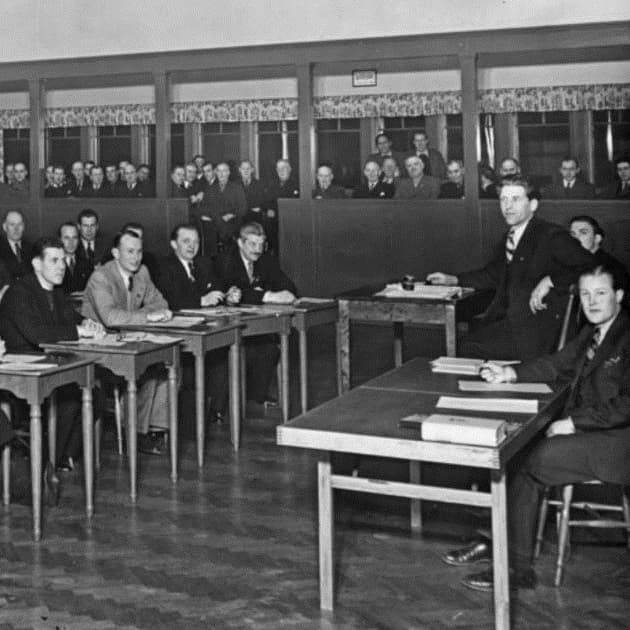 2015-04-14 - Omöjligt att ena Ösmo och Sorunda - Staten tyckte att det vore rationellt. Men politiskt visade det sig 1949 vara en omöjlighet att ena Sorunda och Ösmo i en gemensam kommun.