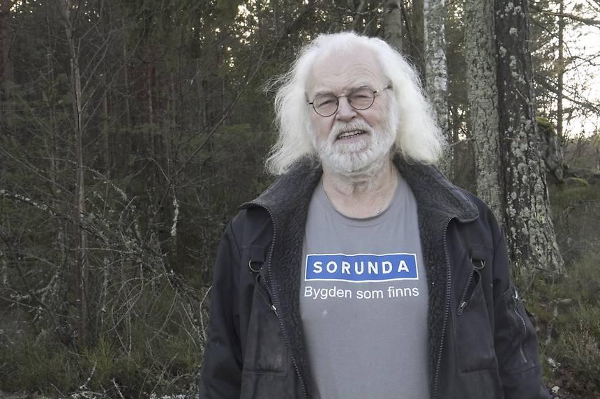 Sorundabor vill sätta upp egna vägskyltar Foto: Birk Sollenius