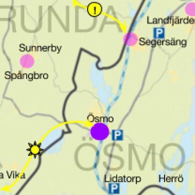 2017-05-12 - Yttrande rörande trafikförändringar i SL-trafiken i Nynäshamns kommun - Vi vill dessutom utreda ny busslinje Stora Vika - Ösmo, anropstyrning och nya infartsparkeringar.