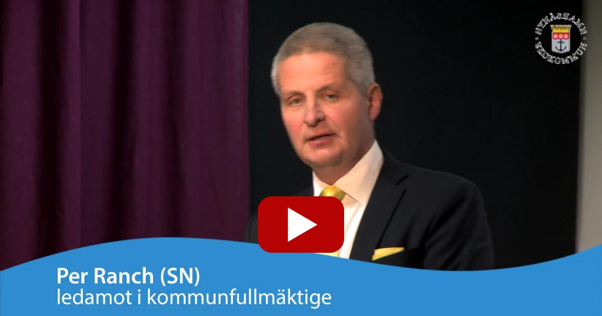 Se debatten om byte av bank Vi har frågat kommunstyrelsens ordförande Patrik Isestad (S), angående byte av bank