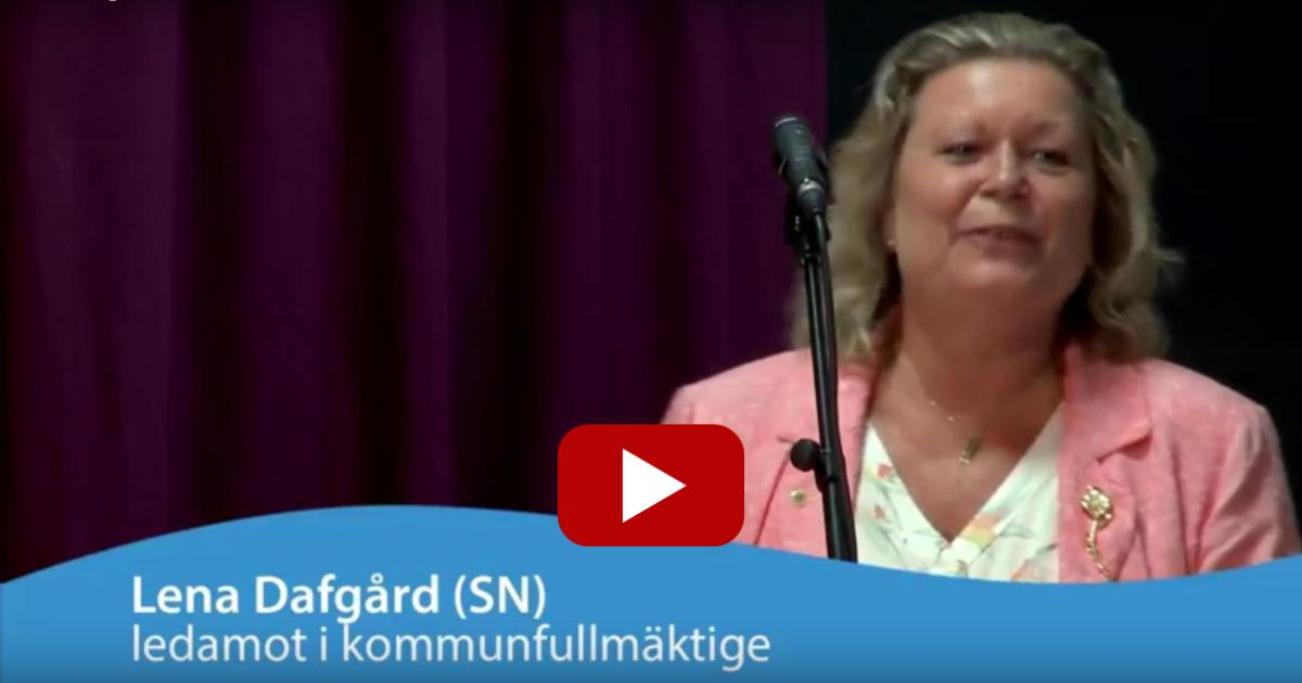 2017-12-06 - Debatt om 'Stadskärneföreningen' - Hur har 'bidragen' till 'Stadskärneföreningen' hanterats?