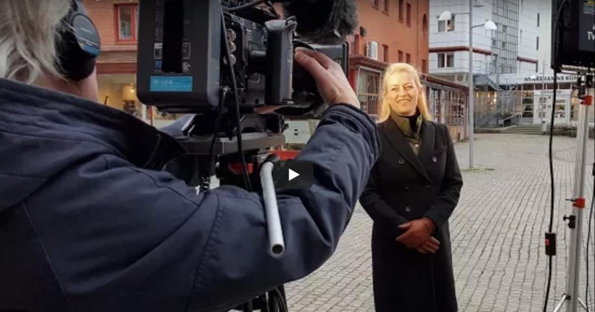 Aline Varre informerar om Segersängstaden I september fick vi veta i media att det ska skrivas ett avtal med staten om en helt ny stad...