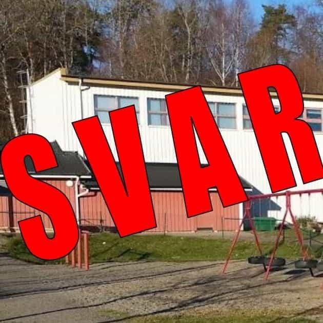 2018-01-23 - Svar om hyressättningen för den stängda idrottshallen i Stora Vika - Vi blir inte klokare av att läsa svaret. Kan någon hjälpa oss?