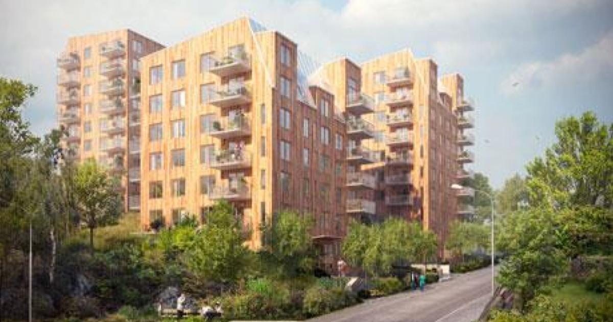 """2018-06-24 - Remissvar rörande detaljplan för Höjdgatan (Älgen 18 och del av Nynäshamn 2:1) - Detaljplanen följer varken """"Grönstrukturplanen"""" eller """"Fördjupade Översiktsplanen"""" för Nynäshamns stad."""