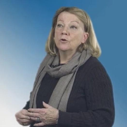 2018-09-06 - Margareta Wallin - Erfarenheter av att bilda ny kommun. - Trosa blev egen kommun 1992 och ligger knappt en timme med bil söder om Stockholm.