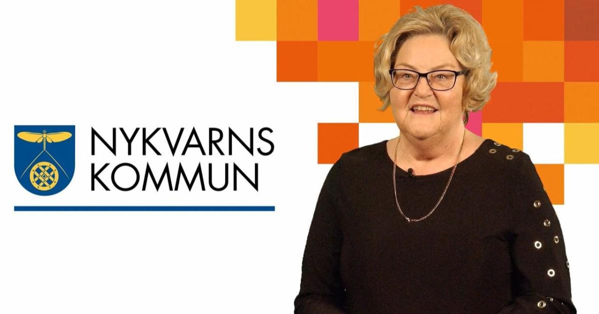 Christina Berlin - Erfarenheter av att bilda ny kommun. Nykvarn blev egen kommun 1999 och ligger knappt 40 minuter med bil söder om Stockholm.
