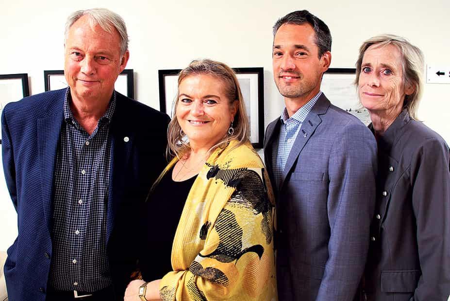 2019-01-02 - Kommundelning i Nynäshamn ska utredas - Samarbete mellan den nya kommunledningen och Sorundanet Nynäshamns kommunparti.