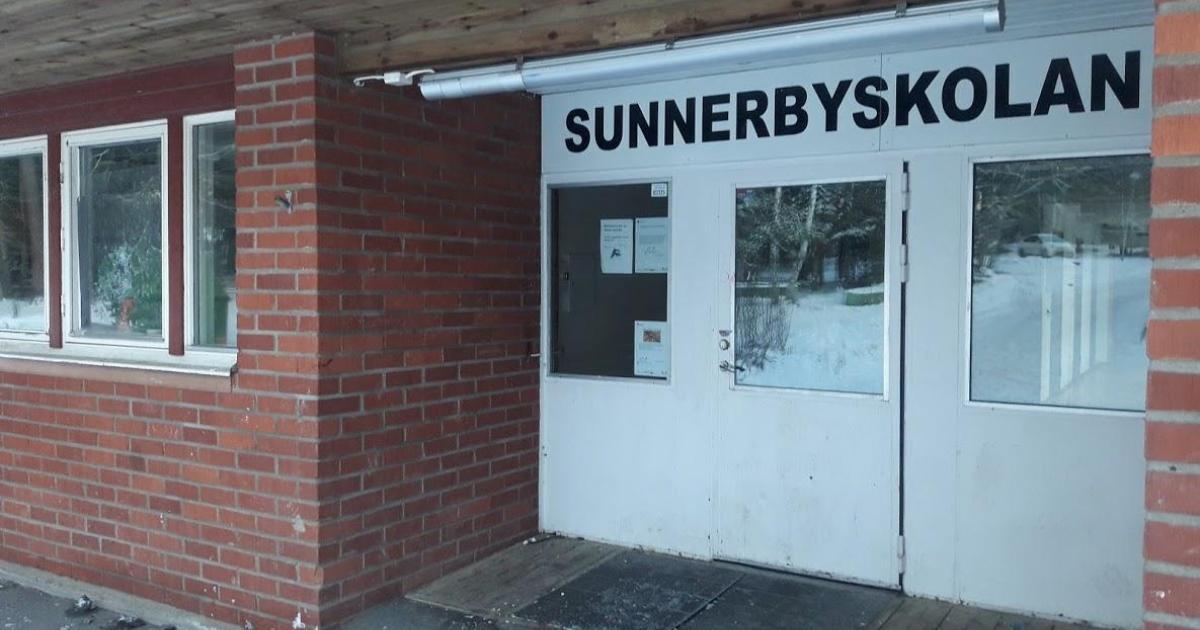 Sunnerbyskolan - särskilt yttrande Ombyggnation till förskola, matsal samt verksamhetsanpassning och underhåll.