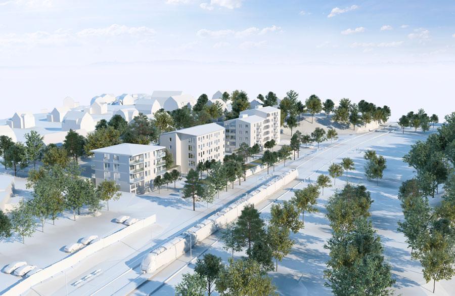 2019-10-11 - Remissvar Kullsta 2 - Vi vill se en varsam och långsiktigt hållbar utveckling av Nynäshamns stad.