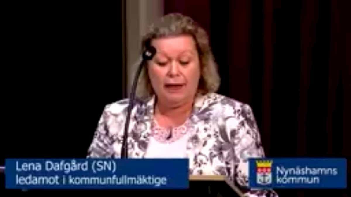 2019-10-17 - Kommunfullmäktige 2019-10-17 - Debatt om elevernas trygghet, säkerhet och studiero i Vanstaskolan.
