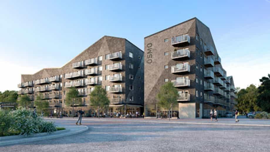 2019-11-22 - Remissvar detaljplan Vansta 5:28 - Vi vill se en varsam utveckling av samhället Ösmo där byggnadshöjder och byggnadsvolymer harmonierar med befintlig bebyggelse.