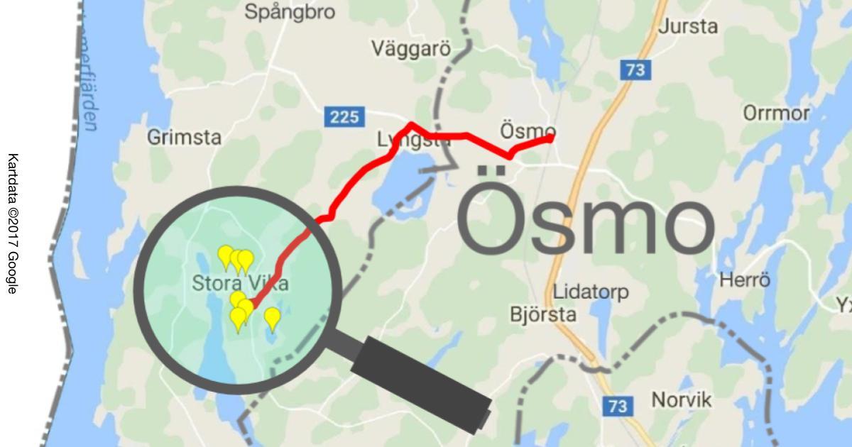 Ny busslinje mellan Stora Vika och Ösmo? Vi vill att vår kommun aktivt samarbetar med trafikförvaltningen Region Stockholm.