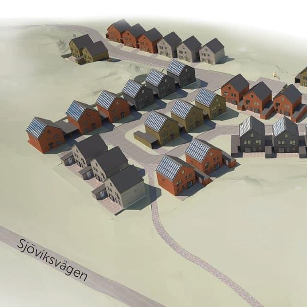 2020-04-22 - Remissvar detaljplan Lyngsta 2:2  - Vi föreslår GC-väg och breddad Sjöviksväg som medger busstrafik till Ösmo.