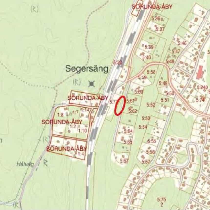 2020-09-22 - Avslagsyrkande gällande planuppdrag för detaljplan del av Själv 5:73 och del av Själv 5:14 - Vi vill se en övergripande plan för Segersäng och Stockholmsmarken innan detta strategiska läge planläggs.