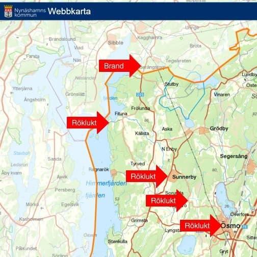 2021-01-05 - Interpellation om avfallsbrand i Kagghamra - Varför väntade vår kommun fem dagar med att informera invånarna?