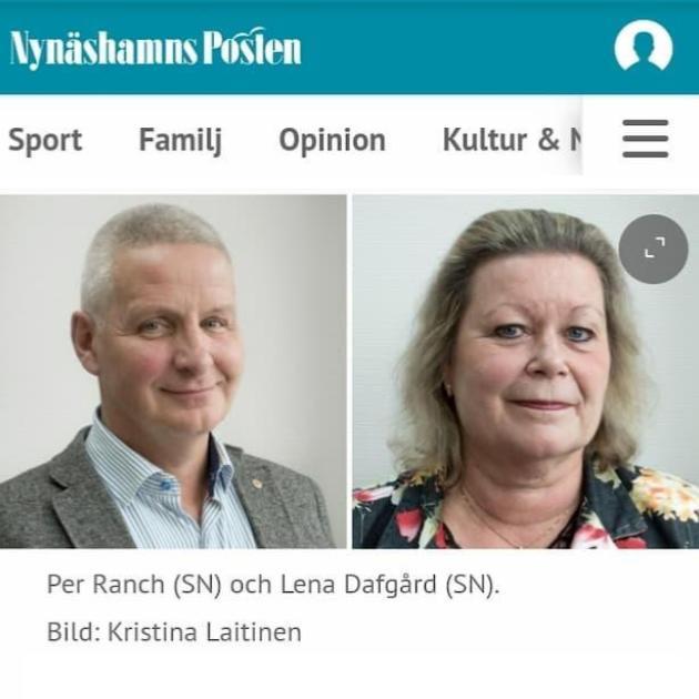2021-01-28 - Trafikverket har inget skäl att subventionera Stockholms Hamnar - Debattartikel om hamnen i Norvik och trafiken på väg 225.