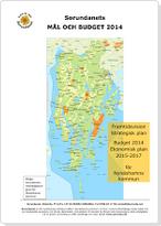 2013-10-15 - Vårt förslag till Mål och Budget för 2014 - samt Framtidsvision, Strategisk plan och Ekonomisk plan 2015-2017.