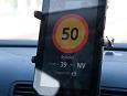 """Avslag på vår motion om Intelligent Stöd för Anpassning av hastigheten, ISA. Svaret innehåller en mängd faktafel om bl.a. kostnaden för systemet. Man blandar också ihop trafiksäkerhet med """"sparsam körning""""!"""