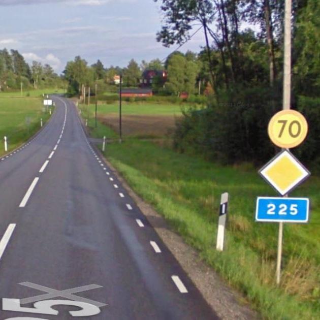 """2007-03-19 - Pressmeddelande - Trafikräkning av """"baltiska"""" lastbilar på 225:an!"""