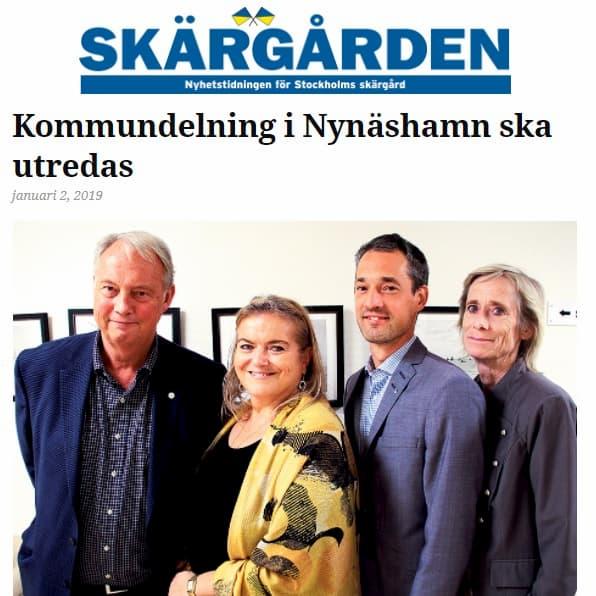 Tidningen Skärgården