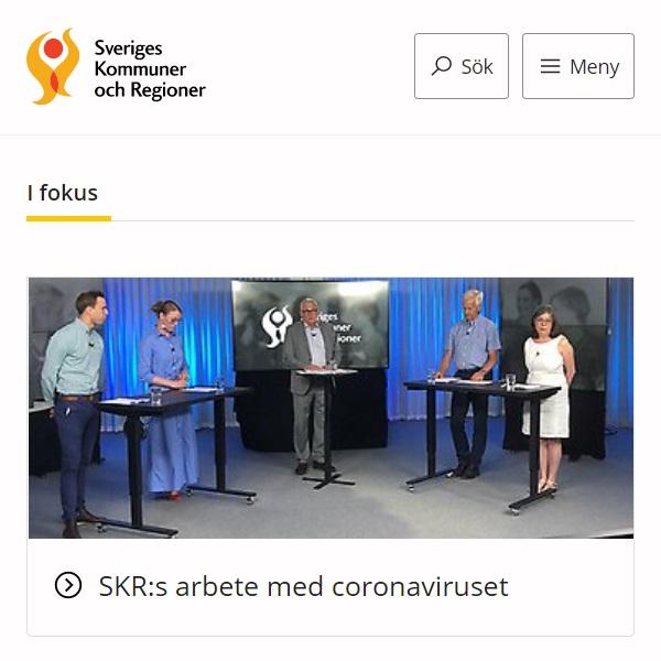 Sveriges kommuner och regioner, SKR