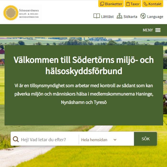 Södertörns Miljö & Hälsoskyddsförbund