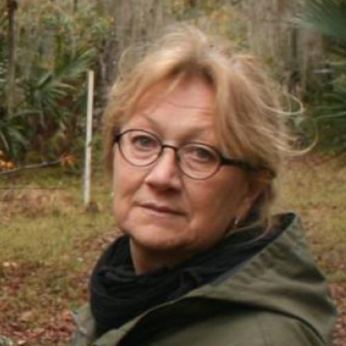Lou-Lou Hillstad, bibliotekarie, Lyngsta